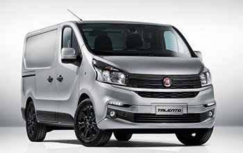 Fiat Talento Storevan inrichting