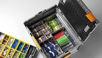 Mobile gereedschapskoffers