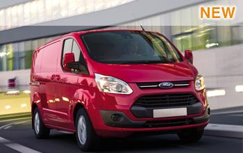 Ford Custom 2012