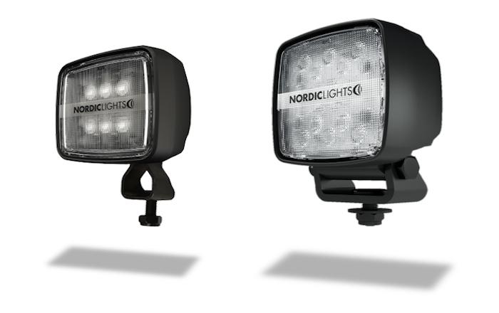 Nordic Lights KL2001 en KL1401