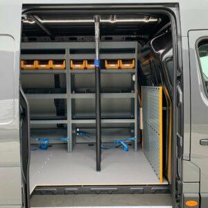 Dheer Construct - Bedrijfswageninrichting