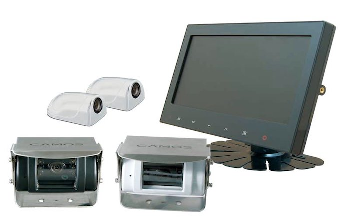 Camos camerasysteem